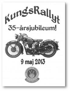 Kungsrally 35 år